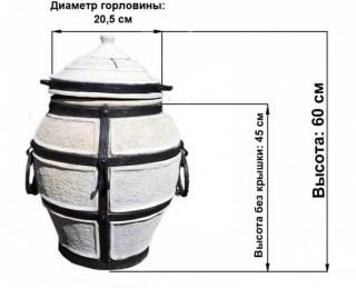 Купить тандыр Донской в Минске +375447651009