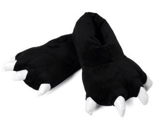 Тапки-когти черные купить Минск