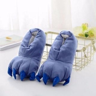 Тапки-когти фиолетовые купить в Минске +375447651009