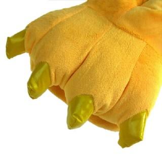 Тапки-когти желтые купить Минск