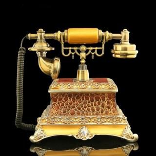 Телефон в стиле ретро «Золотой век» купить в Минске +375447651009