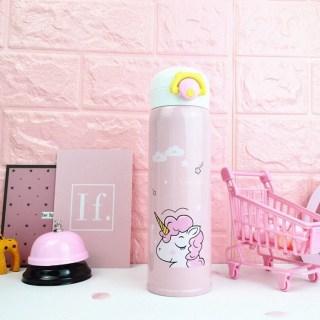 Купить Термос «Розовый единорог» 500 мл Минск +375447651009