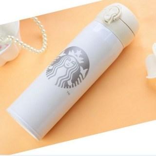 Термос Starbucks (Старбакс) белый Минск +375447651009