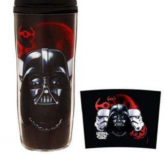 Термостакан «Dark side» 350 мл. купить в Минске +375447651009