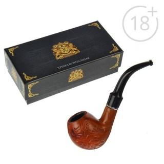 Трубка курительная «Leaf» купить в Минске +375447651009