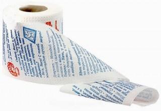 Туалетная бумага-прикол «Анекдоты» купить в Минске +375447651009