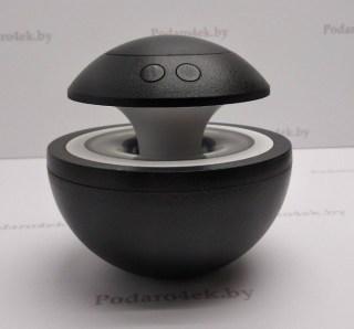 USB-Увлажнитель «Round» с led-подсветкой черный купить в Минске +375447651009
