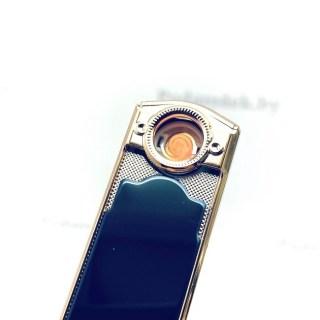 USB зажигалка «GIGER One» синяя Минск +375447651009