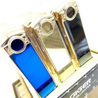 USB зажигалка «GIGER One» золотистая Минск +375447651009