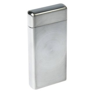 USB зажигалка в коробке 'Saberlight' серебро купить