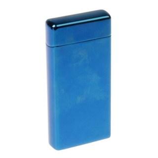USB зажигалка в коробке 'Saberlight' синяя купить