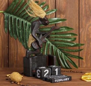 Вечный календарь «Абориген» купить в Минске +375447651009
