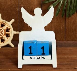 Вечный календарь «Ангелок» купить в Минске +375447651009