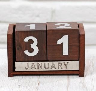 Вечный календарь «Классический» купить в Минске +375447651009