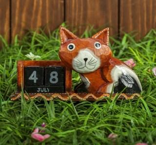 Вечный календарь «Котенок» купить в Минске +375447651009