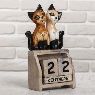 Вечный календарь «Котята» купить в Минске +375447651009