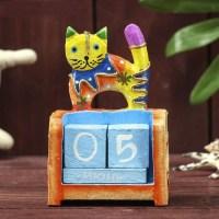Вечный календарь «Сказочный кот» купить в Минске +375447651009