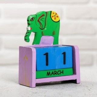 Вечный календарь «Слон» купить в Минске +375447651009
