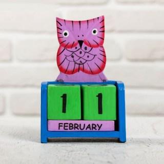 Вечный календарь «Волшебная сова» купить в Минске +375447651009