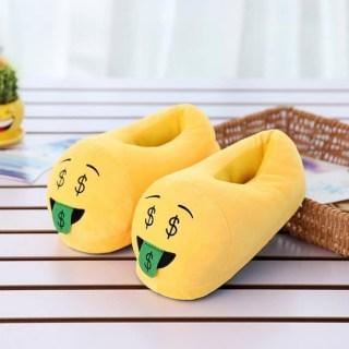 Тапочки Emoji (Эмоджи) «BOSS» купить