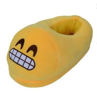 Тапочки смайлики Ржу в 32 (Эмоджи, Emoji) купить