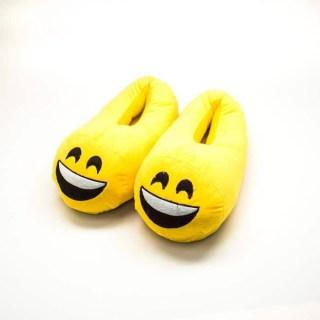 Тапочки смайлики Смех (Эмоджи, Emoji) купить