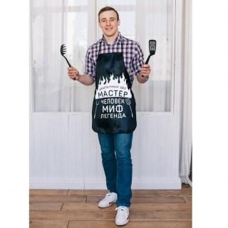 Веселый фартук «Человек миф» купить в Минске +375447651009
