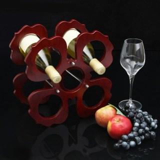 Винная подставка «Flower» купить в Минске +375447651009