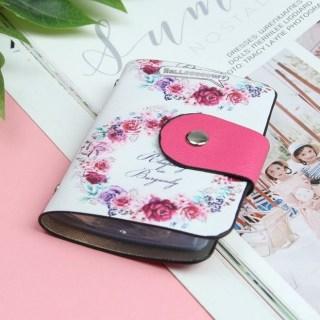 Визитница «Венок из цветов» 24 холдера купить в Минске +375447651009