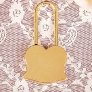 Замок свадебный «Розовое сердце» купить в Минске +375447651009