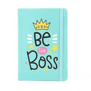 аписная книжка «Be the Boss» купить в Минске +375447651009