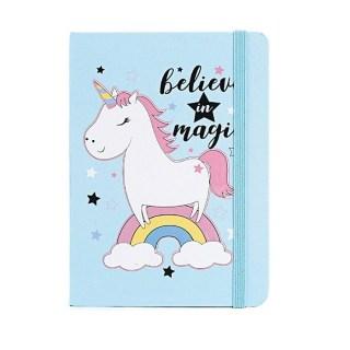 Записная книжка «Believe in Magic» голубой А5 купить в Минске +375447651009