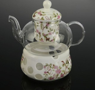 Заварочный чайник «Весна» с подставкой для подогрева купить в Минске +375447651009
