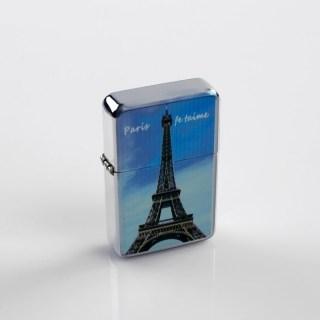 Зажигалка бензиновая «Paris» купить в Минске +375447651009