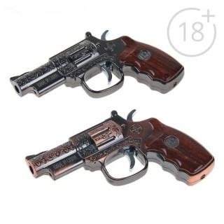 Зажигалка «Пистолет» газовая микс купить в Минске +375447651009