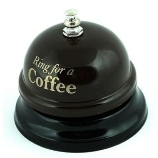 Звонок настольный Ring for a Coffe Минск +375447651009