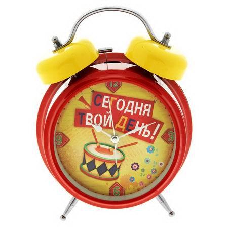 Будильник «Сегодня твой день» Минск