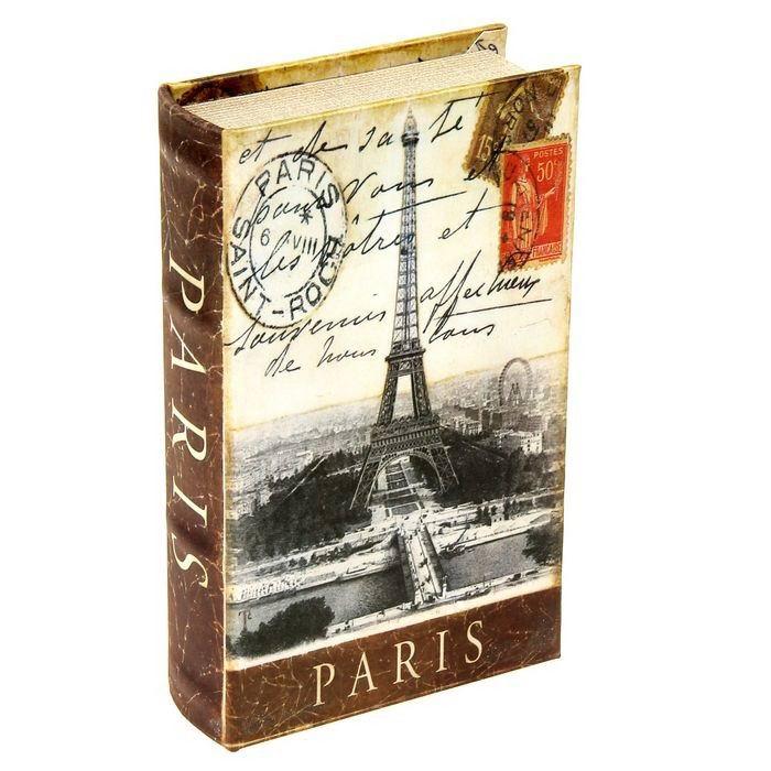 Книга - сейф «Париж»