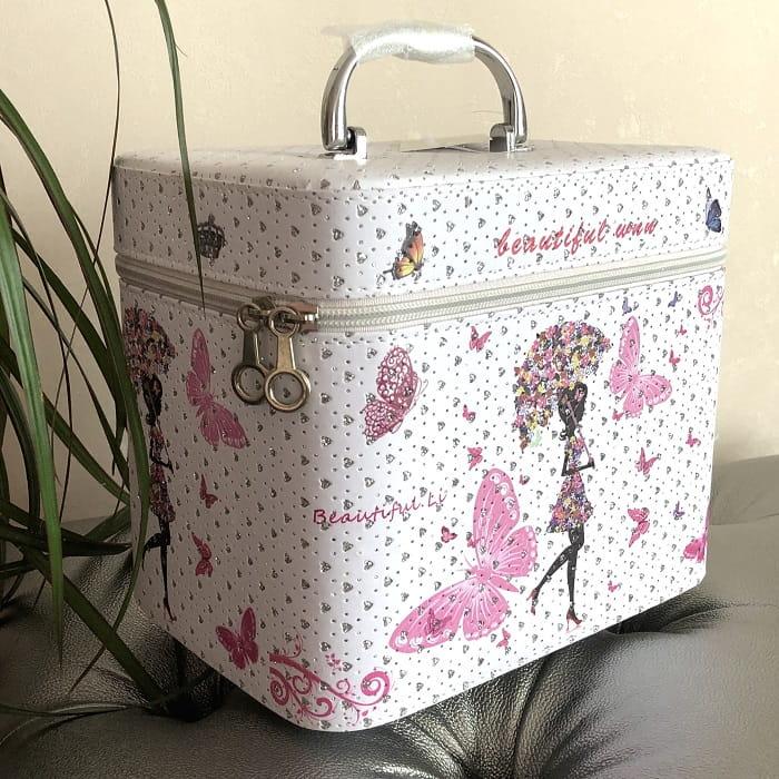 Сумка для косметики «Бабочки» купить в Минске +375447651009