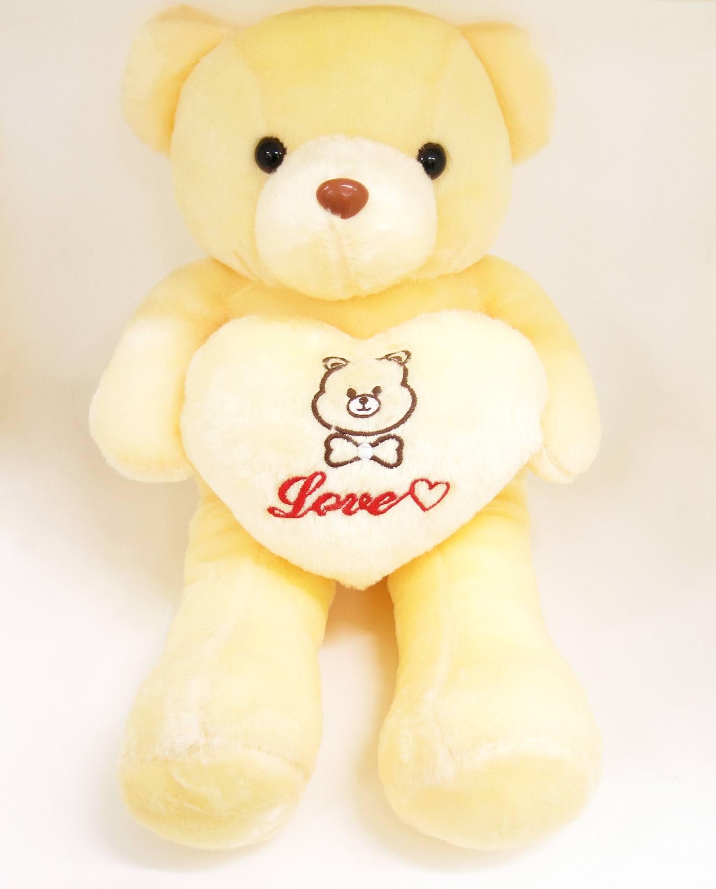 Светящийся плюшевый медведь 60 см.  купить в Минске +375447651009