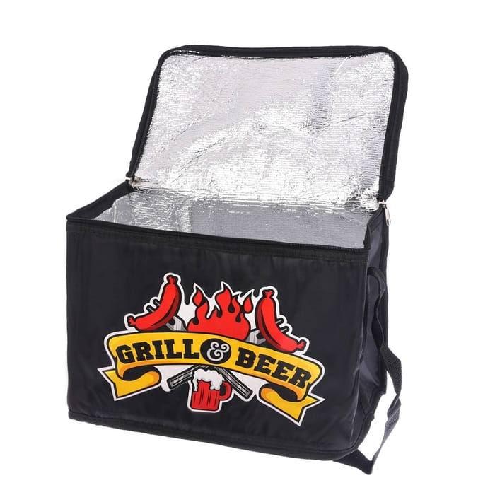 Термосумка «Grill and beer» 16 л. купить