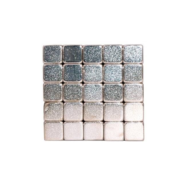 ТетраКуб, 125 блоков, цвет стальной Минск