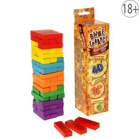 Падающая башня «Пьяная башня» в коробке Минск +375447651009