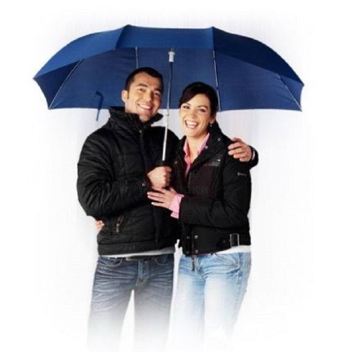 Зонт для двоих «Сладкая парочка» МИКС купить Минск