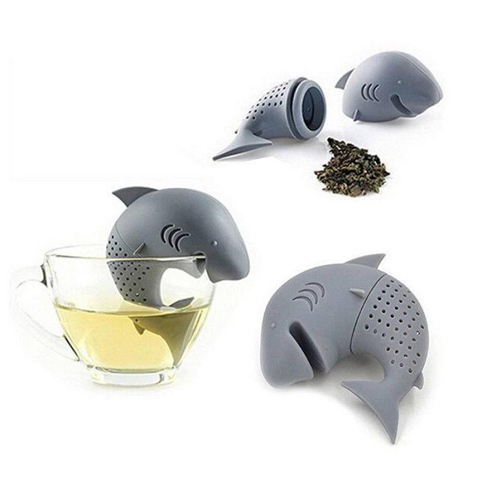 Оригинальный заварник для чая «Акула» купить в Минске +375447651009