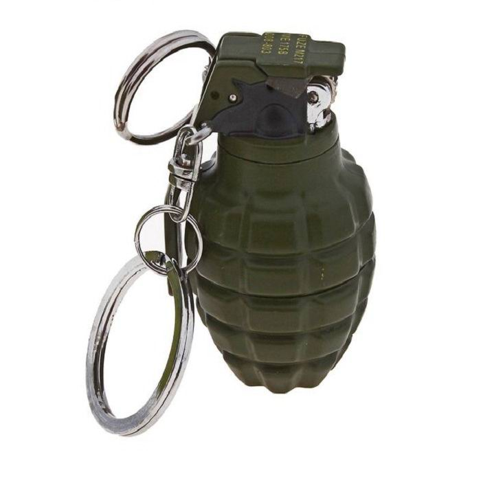 Зажигалка «Лимонка» купить в Минске +375447651009