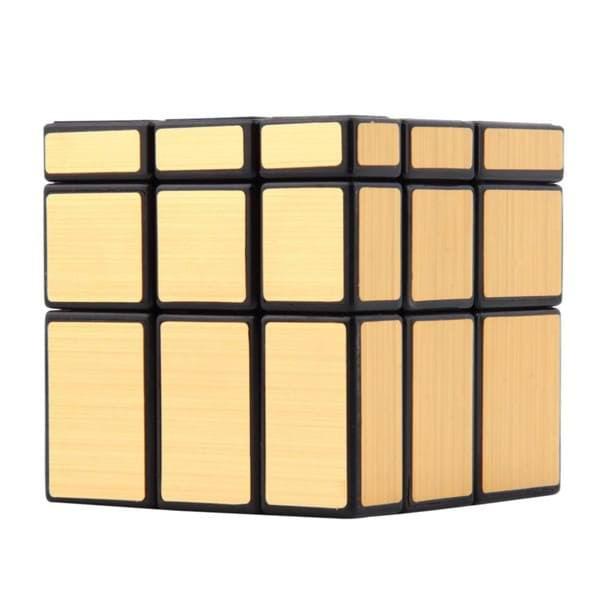 Зеркальный кубик Рубика Z-CUBE Mirror золотой Минск