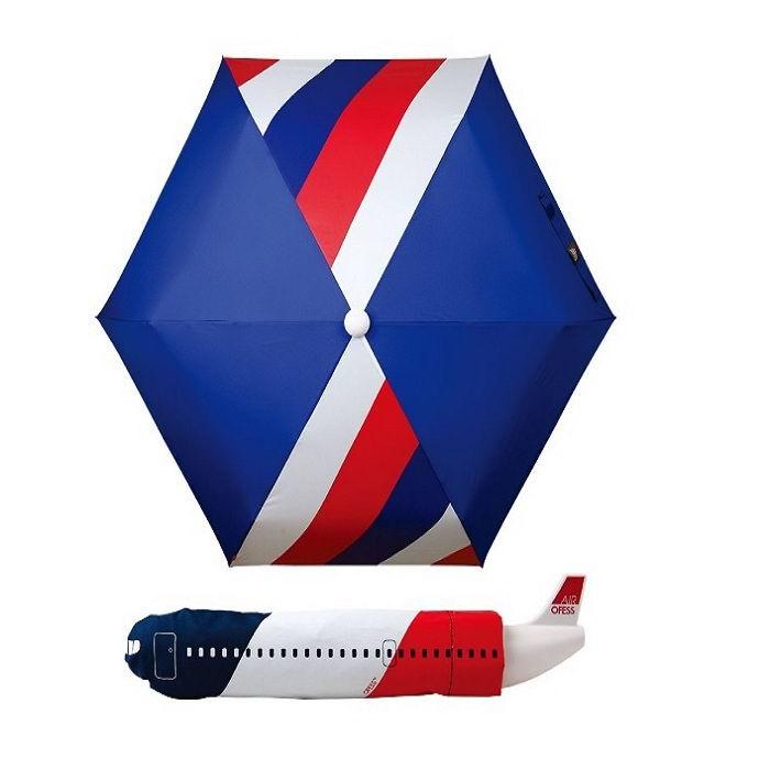 Зонт в форме самолета «Боинг» купить в Минске +375447651009