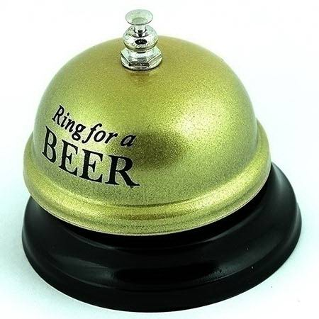 Звонок настольный Ring for a beer Минск +375447651009