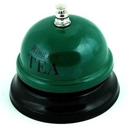 Звонок настольный «Ring for a tea» купить Минск